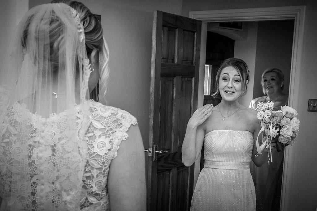 Sandhole Oak Barn Wedding Photographer - Adrian Chell Wedding Photographer
