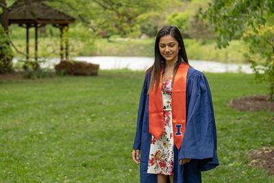 Sandhya Graduation-748