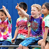 A day of athletics and fun at Abiqua Academy in Salem.  I learned earlier this week that this image is used on the school's home page.