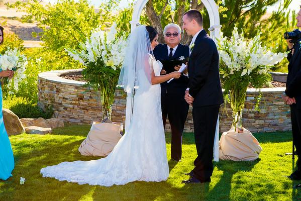 Sandra & Kevin  July 11th 2014 Wedding