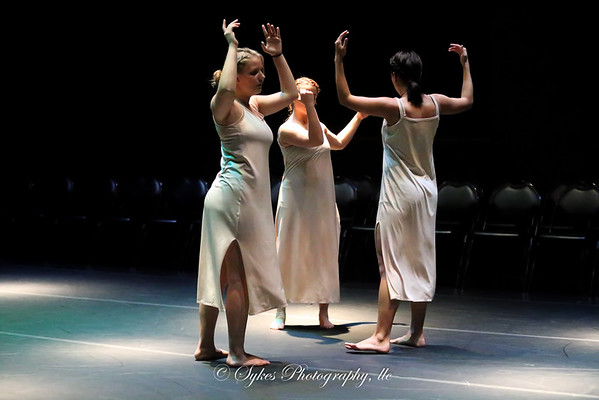 Women in  Dance 2015