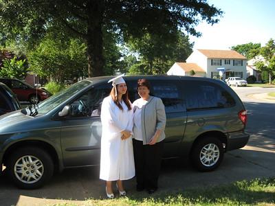 Sandra's Graduation