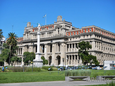 Palacio de Justicia de la Nación (Palacio de Tribunales)