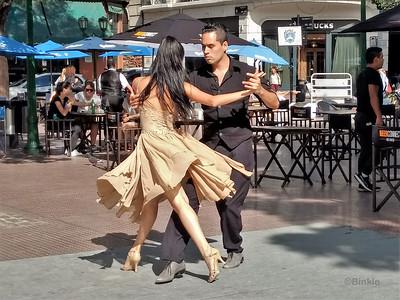 Tango, San Telmo