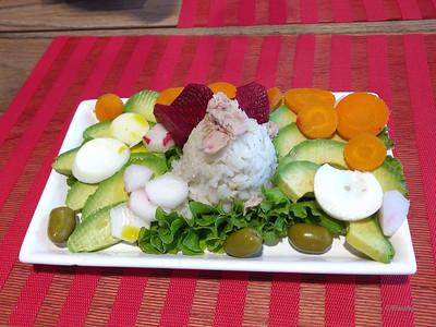 Marokkanischer Salat Moroccan salad