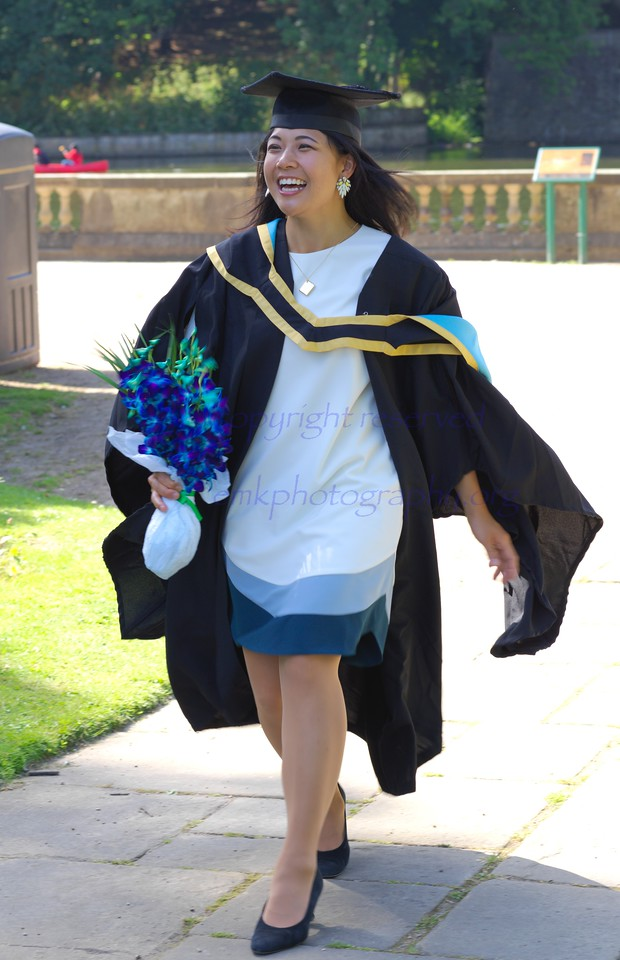 Sandra's Graduation photos