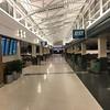 Not a lot of activity at SLC at 2 a.m.