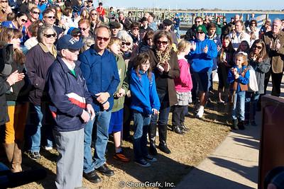 Sandy Ground Dedication