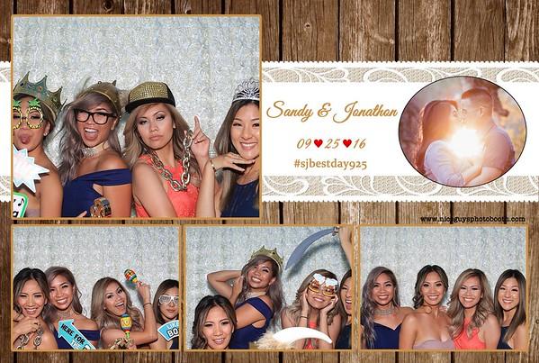 Sandy & Jonathon Wedding 09.25.16