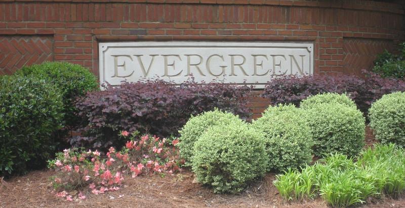 Evergreen-Sandy Springs GA