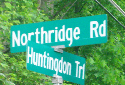 Northridge Forest Sandy Springs GA