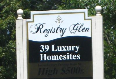 Registry Glen Sandy Springs GA