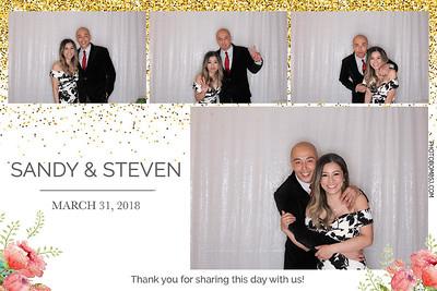 Sandy & Steven's Wedding