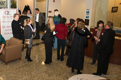 Crexendo - Business After Hours, January 8, 2013 - Sandy Area Chamber of Commerce