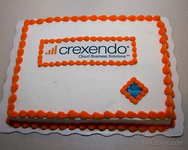 Crexendo Ribbon Cutting Ceremony - Tuesday, January 22, 2013