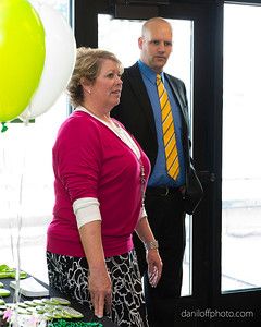H&R Block ribbon cutting ceremony hosted by the Sandy Area Chamber of Commerce, Thursday, January 17, 2013.