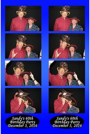 Sandy's 60th Birthday Party 12-3-16