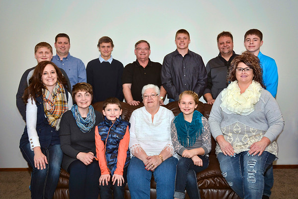 Sandys Family Photos XMAS 2016