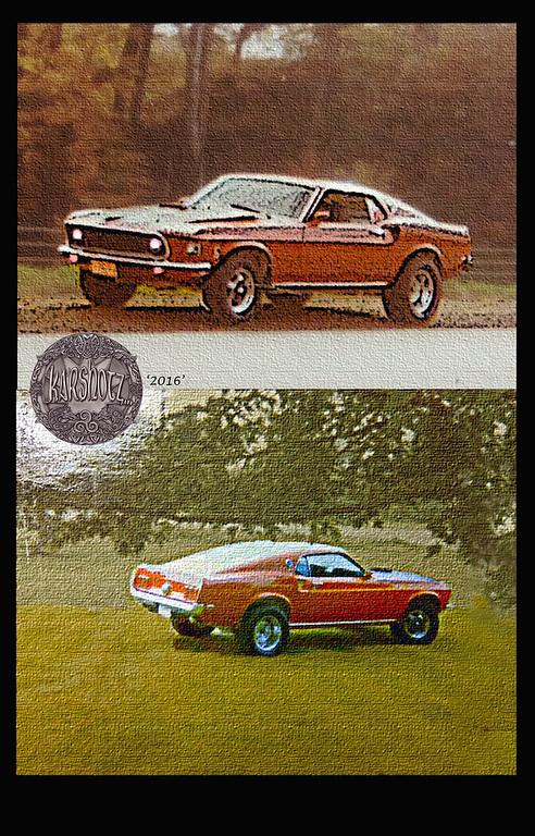 Sandy's Mustang