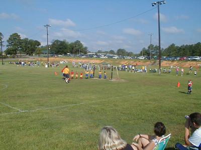 Sanford Area Soccer League Games
