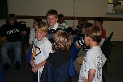 Sanford Sting 2007 Banquet
