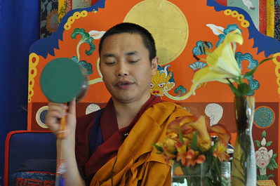 Geshe Chapur Retreat (ZZNG), Houston May 2012