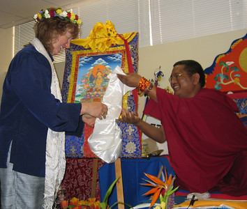 Ponlop Thinley Niyma Houston Retreat 2005