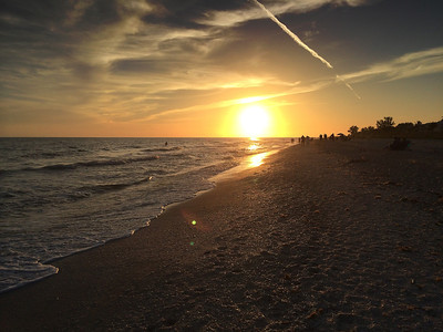 Sanibel sunsets never get old