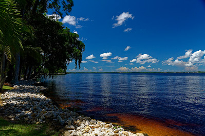 Caloosahatchee River Front  Edison & Ford Winter Estates