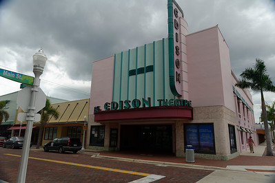 Edison Theater - Downtown - Ft. Myers, Florida