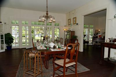 Main House Dinning Room