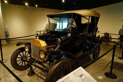 1916 Model T - Given To Thomas Edison by Henry Ford