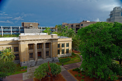 Court House - Downtown - Ft. Myers, Florida