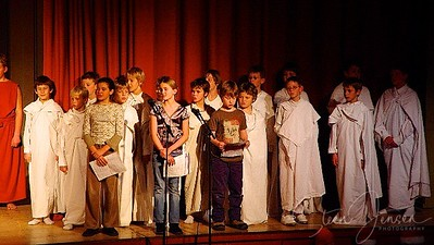 Sankt Annæ Gymnasium; SAG; 2003; Juleshow;