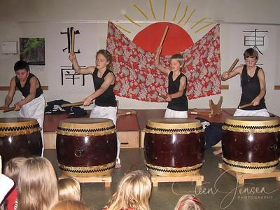 Sankt Annæ Gymnasium; SAG; 2006; Trivselsfest;
