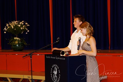 Sankt Annæ Gymnasium; SAG; 2009; Dimission;