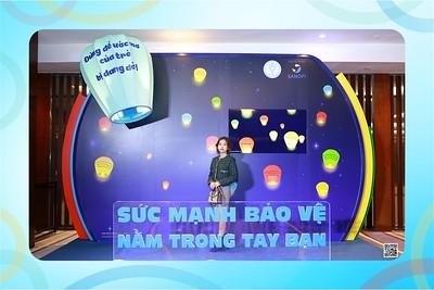Sanofi Vietnam | Hội thảo Khoa học tại Hà Nội 31.10.2020 | Chụp hình in ảnh lấy ngay Sự kiện tại Hà Nội | Hanoi Photobooth