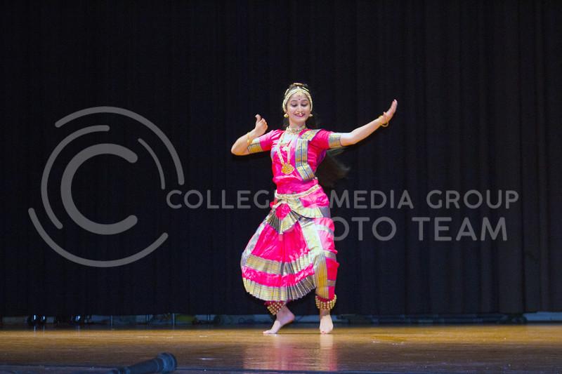 at Sanskriti on Nov. 4, 2017. (Tiffany Roney | Collegian Media Group)