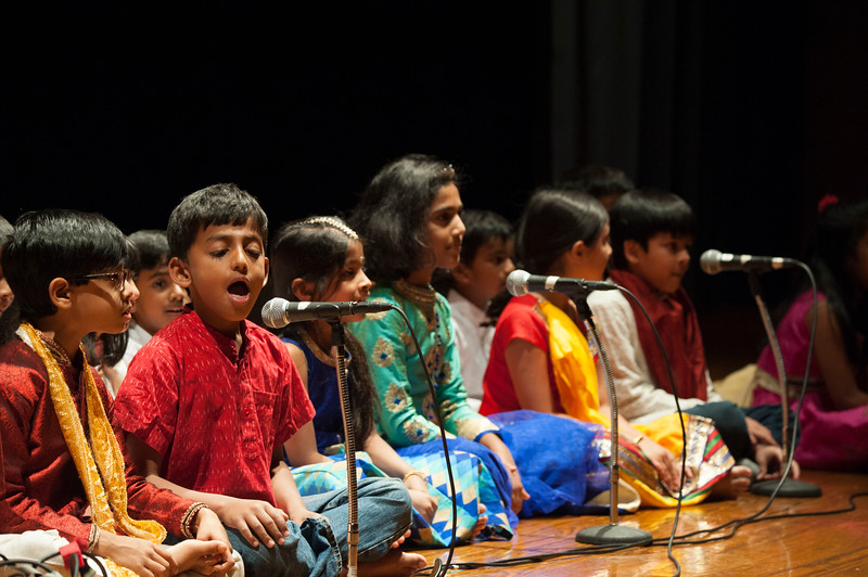 Sanskriti 2018 hosted by the Indian Student Association. (Photo by Justin Wright | Collegian Media Group)