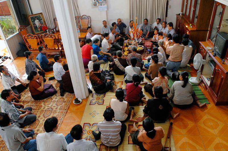 SANTE FRANCE LAOS : Sengsouvanh