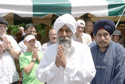2003 Acton -Blessing the langar