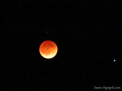 2014 (Apr 14-15) First Total Lunar Eclipse of 2014