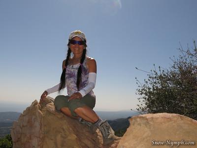 2014 (Apr 29) Cold Springs to Montecito Pk (x16) and E Camino Cielo Rd and back