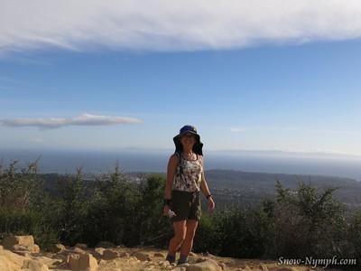 2015 (Feb 27) Jesusita Trail to Inspiration Point Wildflower hike
