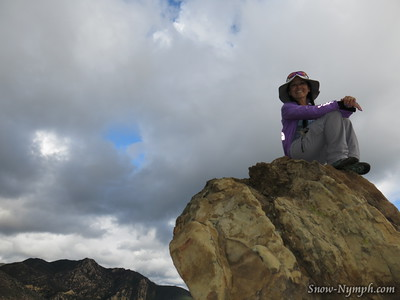 2015 (Mar 1) Mission Crags Loop Hike (Tunnel Trail - Killer Hill)