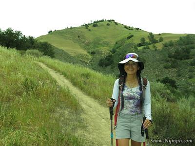 2015 03-17  (Mar 17) Grass Mountain, Santa Ynez Mtns