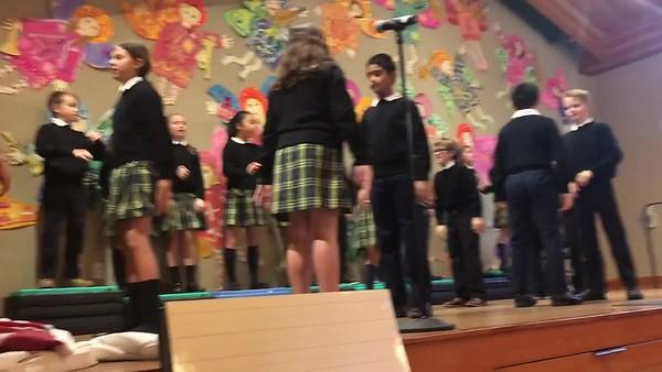 Grade 4 - Dance