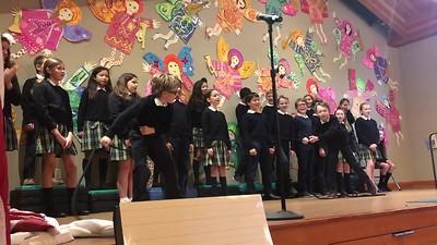 Grade 4 - Tug of War Song