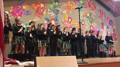 Grade 4 - Mission Song