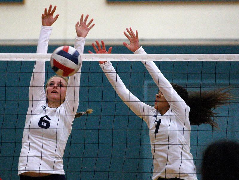 Santa Catalina vs. Carmel, volleyball